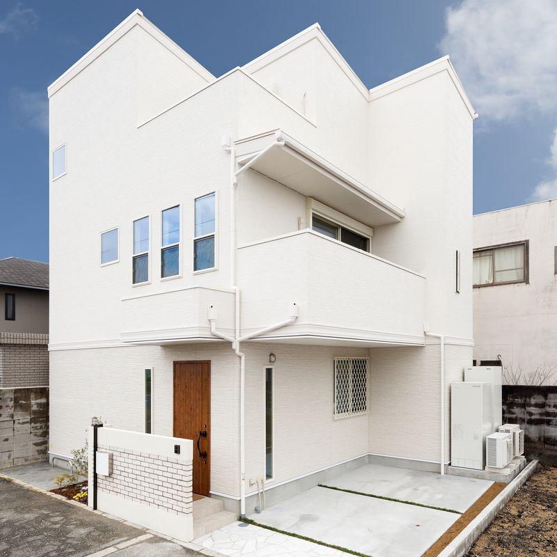堺市西区上野芝町 土地25.04坪